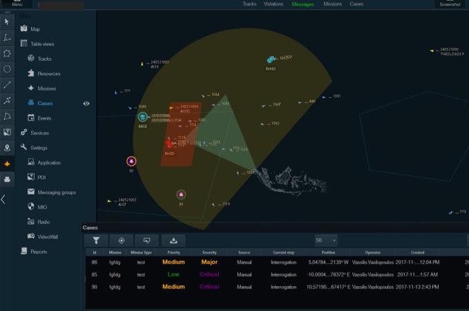 Maritime & Coastal Surveillance