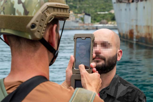 INTRACOM-DEFENSE-Biometrics-Maritime-Inderdiction-Operation
