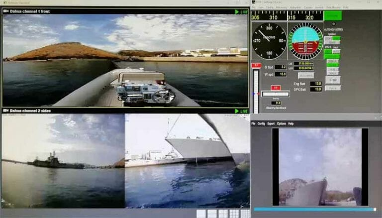 ISR-Systems-USV-Umanned-Surface-Vehicle-IDE