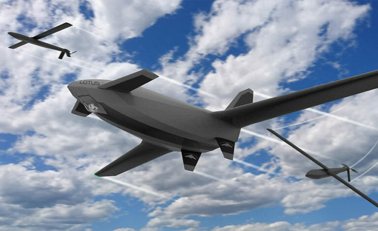 Hellenic Ministry of Defense and INTRACOM DEFENSE signed the contracts for the Drone LOTUS and the SMOTANET System