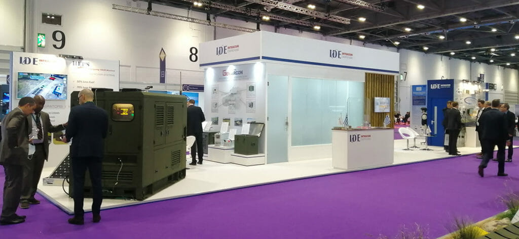 IDE's-BOOTH--DSEI-2021